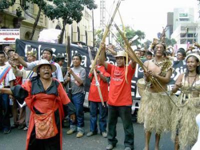 Denunciamos el desalojo de las familias indígenas de sus tierras tradicionales por parte del Estado Venezolano y las multinacionales del carbón
