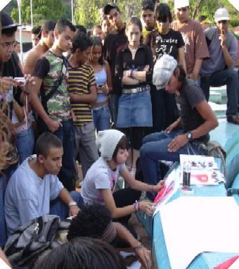 La 1ra Toma de Las Artes de Calle en Guanare