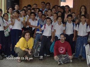 El 30 se dio el video conversatorio sobre Mauro Mejiaz en Biscucuy